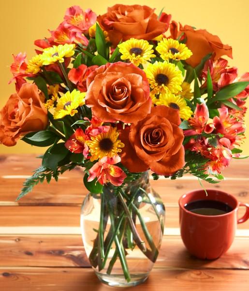 Cinnamon Cider Roses