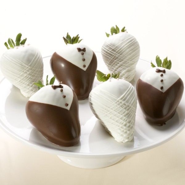 Wedding Gift Baskets For Bride And Groom Australia : Tuxedo Strawberries at ProFlowers